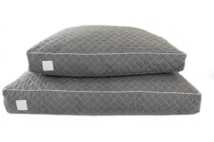 Floor cushion Grey