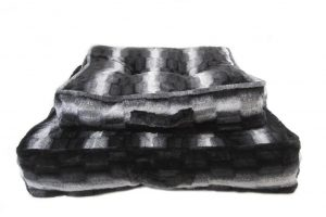 Black Floor cushion