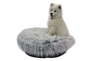 Nordic Plush Cosy Pet Bed