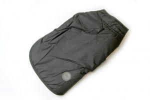 Black Wrap Dog Jacket